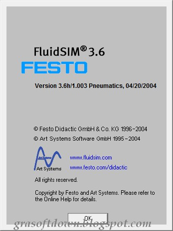 FESTO FLUID SIM 3.6